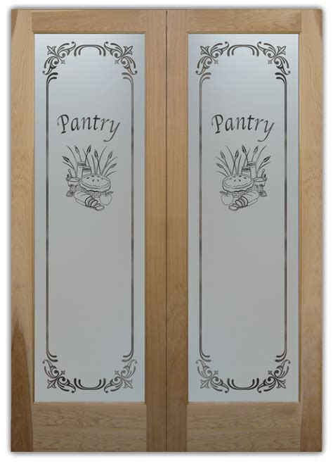 etched glass pantry doors frosted glass pantry doors sans soucie glass