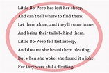 How to Write Nursery Rhymes (with Sample Nursery Rhyme)