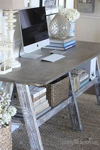 beautiful shabby chic home office design ideas interior god