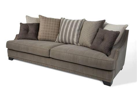 canapé style anglais en tissu salon style anglais chester fabrication canapés trets
