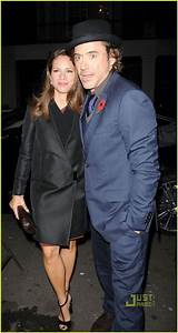 Robert Downey, Jr. & Wife Expecting a Baby: Photo 2575149 ...