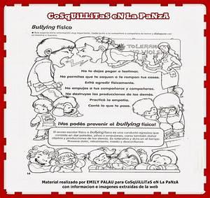 APOYO ESCOLAR ING MASCHWITZT CONTACTO TELEF 011 15 37910372: BULLYING ACTIVIDADES PARA EL COLEGIO