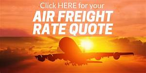 Why Use a Freig... Air Freight Insurance Quotes