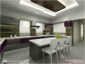 kitchen interiors design kitchen interior views by ss architects cochin house design plans