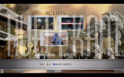 Lego Star Wars The Empire Strikes Out Dvd 5 Latino