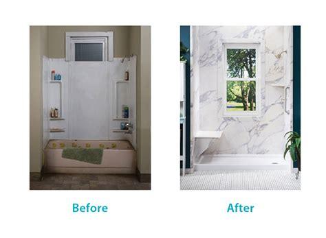 bathroom design san diego before after san diego bath wraps