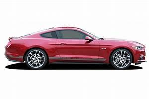 2015 2016 2017 Ford Mustang HASTE ROCKER Lower Rocker Stripes Vinyl Decal Graphics Kit