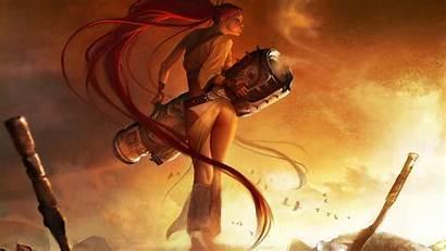 Heavenly Games Sword 3d Wallpapers Religions Heaven