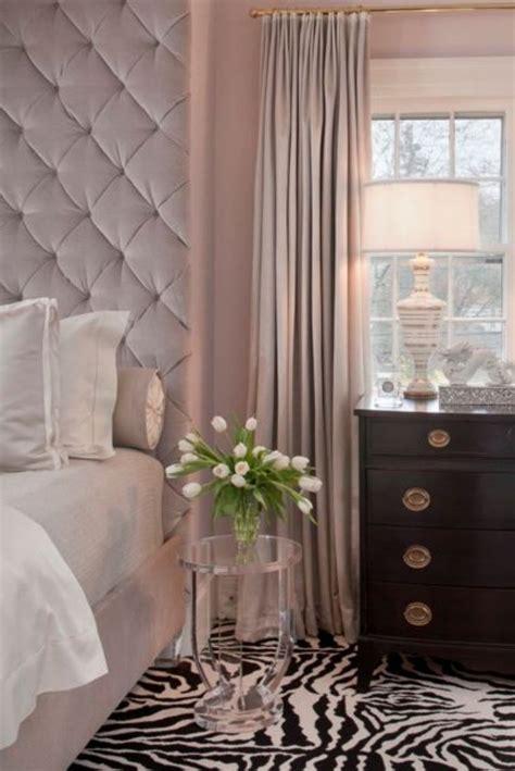 chambre feminine les 25 meilleures idées concernant rideaux roses sur