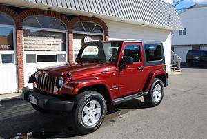 Used 2009 Jeep Wrangler 4wd Manual Transmission Rocky