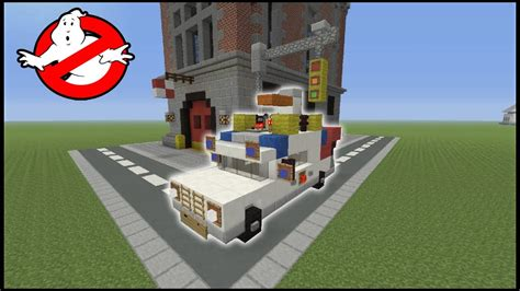minecraft tutorial    ecto  ghost busters