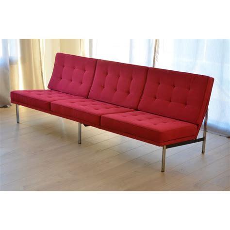 canapé knoll canapé quot parallel bar quot de florence knoll 1960 design market