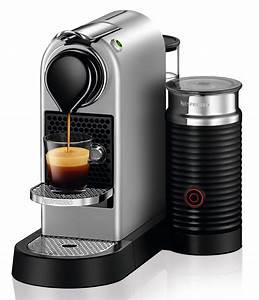 Kaffeemaschine Mit Milchaufschäumer : nespresso kaffeemaschine citiz restyling ~ Eleganceandgraceweddings.com Haus und Dekorationen