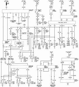 1989 Dodge Dakotum Headlight Wiring Diagram