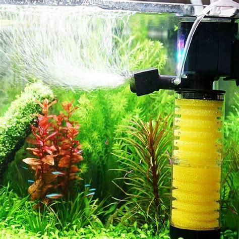 1200l h sobo aquarium power filter fish tank