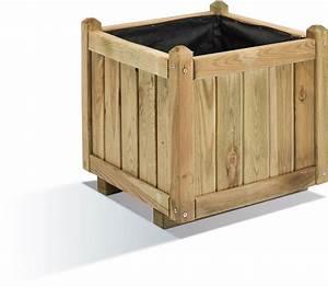 Jardiniere Haute Sur Pied : jardini re bois carr vend me 50 ~ Melissatoandfro.com Idées de Décoration