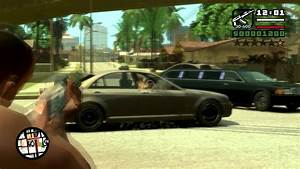 Grand Theft Auto IV: San Andreas BETA 2 Gameplay ...