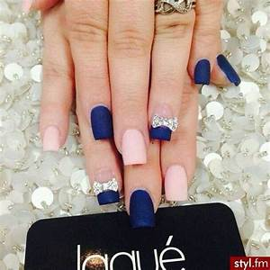 Blue Matte nails | Naaaiillls | Pinterest | Blue matte ...