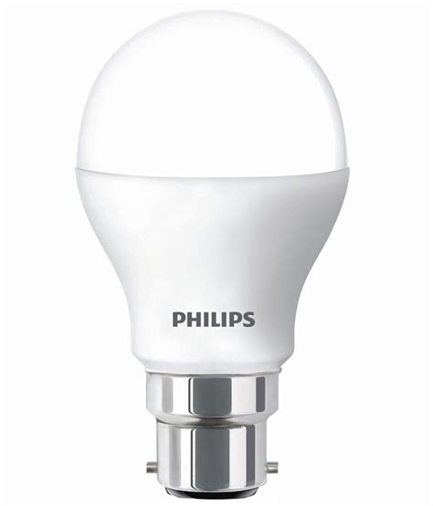 philips white 9w led bulb available at snapdeal for rs 140