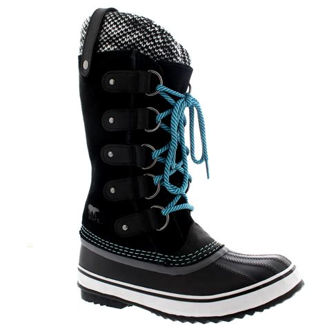 sorel joan of arctic knit winter boots women s reviews
