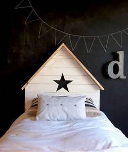 Tete De Lit Cabane : tete de lit cabane ~ Melissatoandfro.com Idées de Décoration