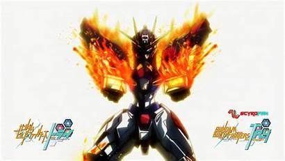 Gundam Burning Build Fighters Try Fan Deviantart