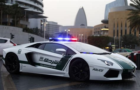 Dubai Police Supercars Explained