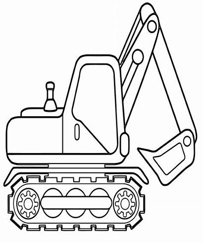 Coloring Construction Machinery
