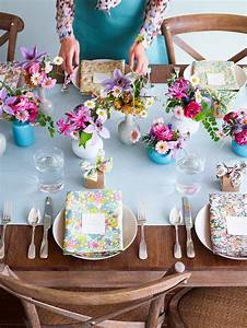 Deco Table Anniversaire Femme : d couvrir la d coration de table anniversaire en 50 images ~ Melissatoandfro.com Idées de Décoration