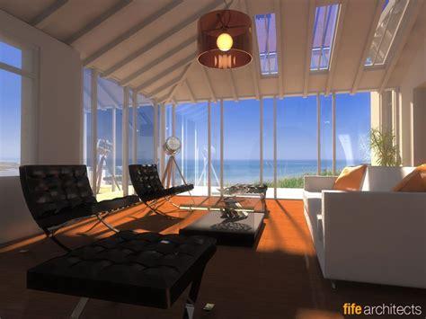 Interior Design Concept, Earlsferry