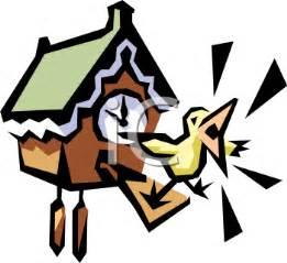 Image result for Cartoon Cuckoo Clock