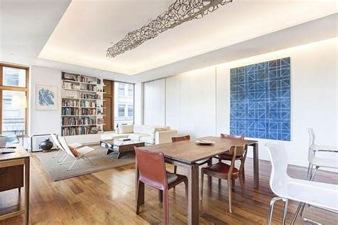 Luxurious Soho Apartment Filled Unique by Contemporary Soho Apartment In New York Displays