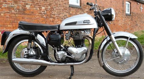 Norton Dominator Image by Restored Norton Dominator 1962 Photographs At Classic