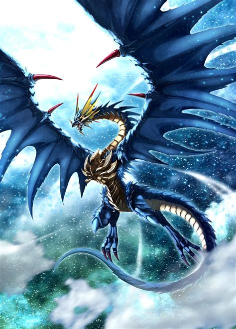 rp dragons characters lightning dragon creation