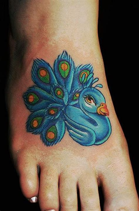 peacock tattoo designs  meanings styles  life