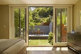 Glass Patio Design The Beauty Of Sliding Glass Patio Doors Door Styles