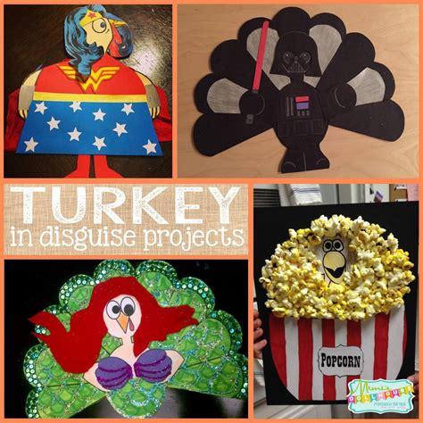 thanksgiving turkey  disguise school project mimis