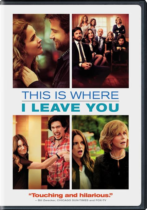 This Is Where I Leave You Dvd Release Date December 16, 2014