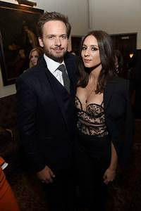 Troian Bellisario And Patrick J  Adams  Expecting First