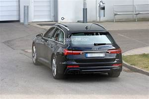 2020 Audi S6 Avant Spied With No Camo, Looks Very