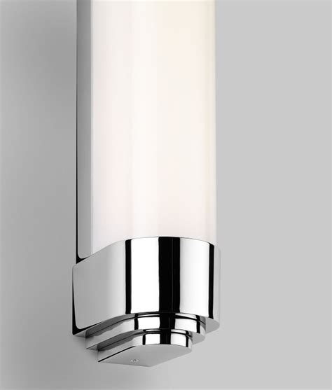 chrome deco wall light for bathroom mirrors and walls