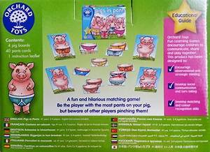 The Brick Castle  Pigs In Pants Game By Orchard Toys