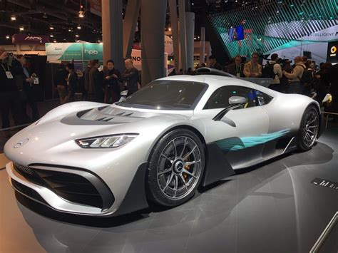 Mercedes-amg-project One