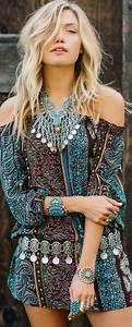 Was Ist Boho Style : 1000 ideas about bohemian fashion on pinterest hippie style hippie fashion and modern hippie ~ Orissabook.com Haus und Dekorationen