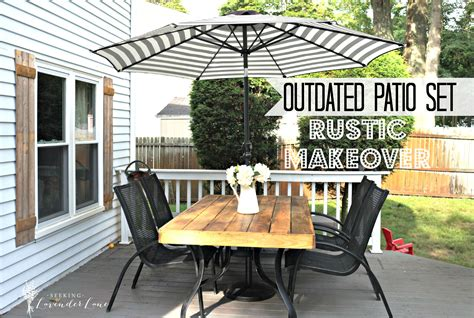 Cheap Home Decor How To Update An Outdated Outdoor Furniture. Mesh Enclosed Patio. Concrete Patio With Paver Border. Patio Store Dfw. Patio Restaurant Katy Tx. Brick Patio Homes Lexington Sc. Patio Fan Installation. Outdoor Furniture Zuo. Outside Patio Pictures