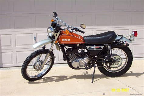 BikePics - 1974 Yamaha DT 250