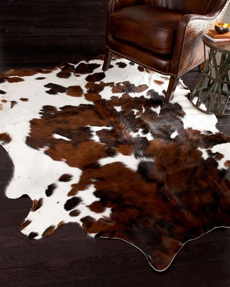 Cowhide Rug Care by Flooring Beautiful And Unique Cowhide Rugs With