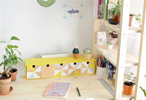 bureau diy diy le bureau minute pour petits espaces les yeux en