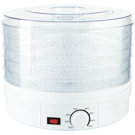 thermostat cuisine food dehydrator machine with thermostat 29 99