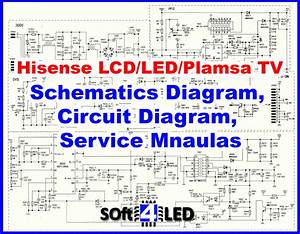 Hisense Lcd  Led  Plasma Tv Schematic Diagram  Circuit